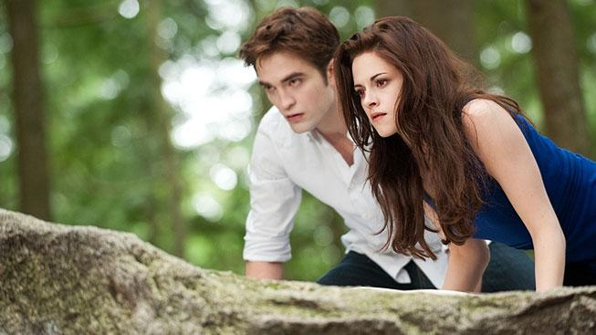 Twilight sága vstupuje do finále