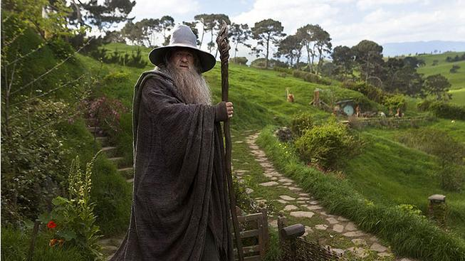 Nový Zéland zachvátila před světovou premiérou hobití horečka