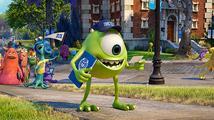 Animovaná Univerzita pro příšerky zůstává v čele návštěvnosti kin