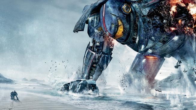 Pacific Rim - Útok na Zemi - recenze