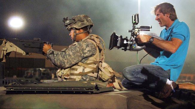 Pot a krev: videa z filmů akčního mága Michaela Baye