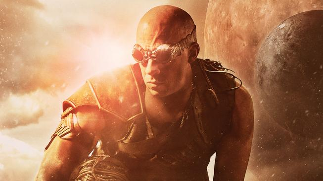 Riddick - recenze