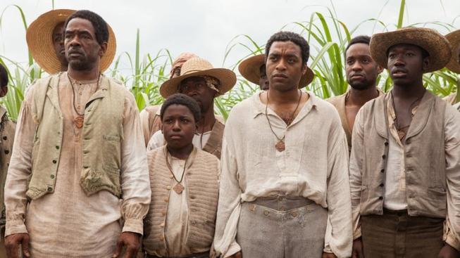 12 let v řetězech a přehlídka nejlepších filmů o otroctví