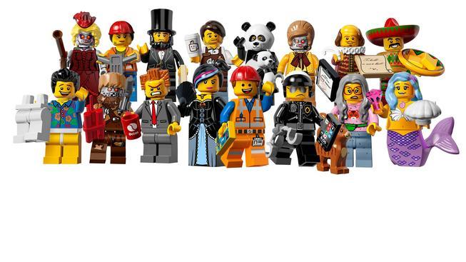 Do kin dorazí další tři Lego filmy
