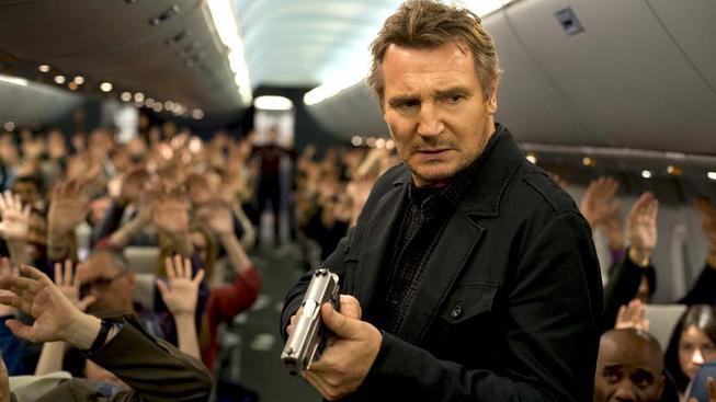 NON-STOP - recenze nového akčního filmu s Liamem Neesonem