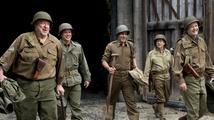 Památkáři - recenze válečného filmu trochu jinak
