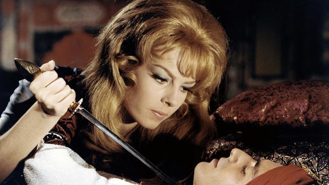 Angelika, sexsymbol 60. let je stále populární