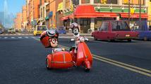 Dobrodružství pana Peabodyho a Shermana - recenze dětského filmu