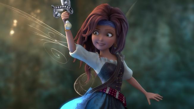 Zvonilka a piráti - recenze animované pohádky pro nejmenší