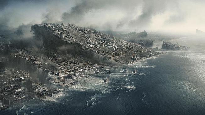 Filmové potopy - od 2012 po první katastrofický trhák z roku 1933