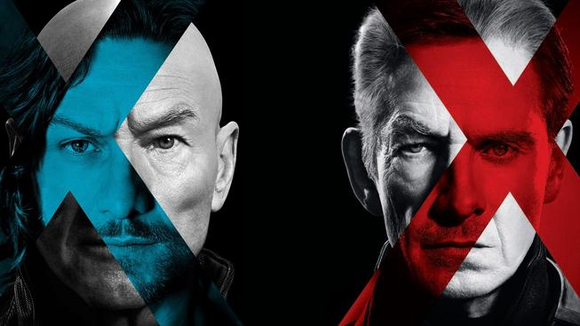 Téma - minulost a budoucnost komiksových X-Menů