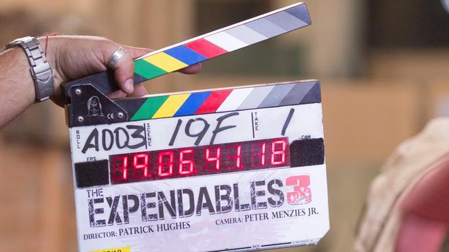 Premiéra třetích Expendables se blíží - podívejte se na fotky z natáčení
