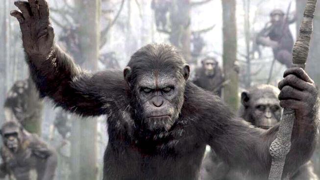 Blíží si nová Planeta opic - připomeňte si slavnou sci-fi sérii a podívejte se na videa