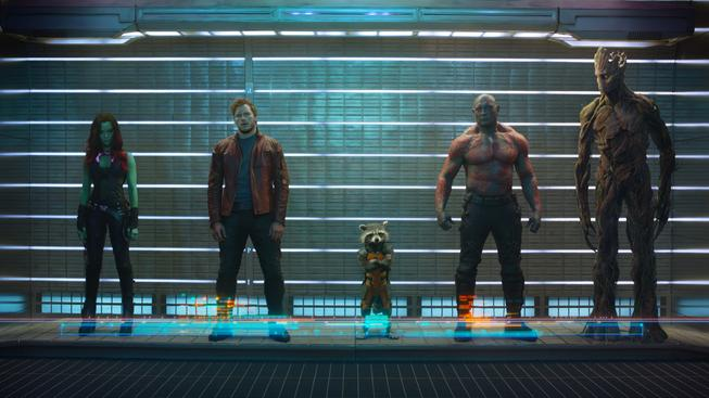 Strážci Galaxie - recenze nového komiksového filmu