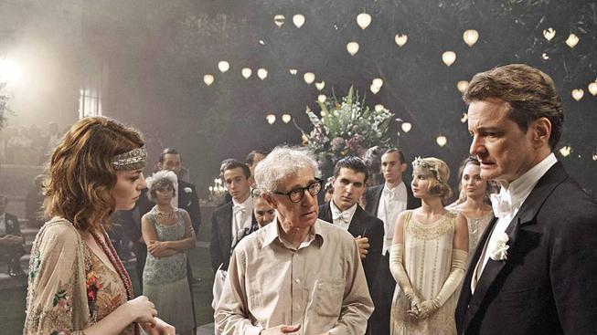 Kouzlo měsíčního svitu - recenze nového filmu Woodyho Allena