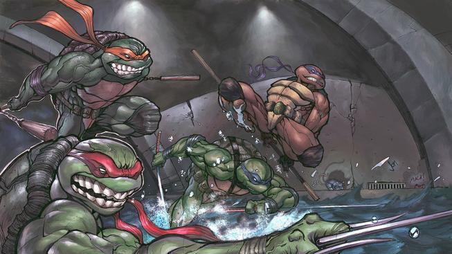 Želvy Ninja 2 - producent Michael Bay odhalil další detaily