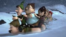 7 trpaslíků - recenze nové animované pohádky