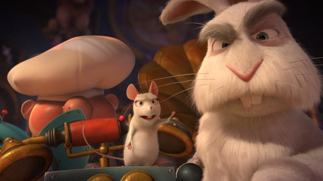 Dům kouzel - recenze nové animované pohádky