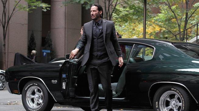 John Wick - recenze akčního trháku s Keanu Reevesem v hlavní roli