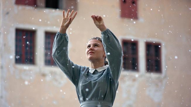 Příběh Marie - recenze francouzského dramatického filmu o nevidomé dívce z 19. století