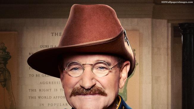 Třetí Noc v muzeu je posledním filmem Robina Williamse
