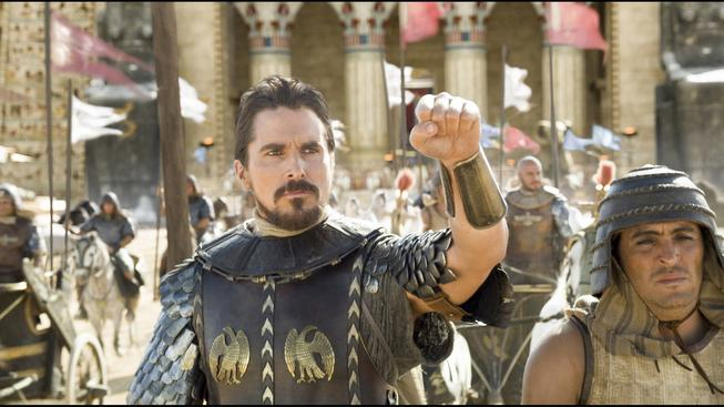 Exodus: Bohové a králové - recenze zbrusu nového biblického velkofilmu