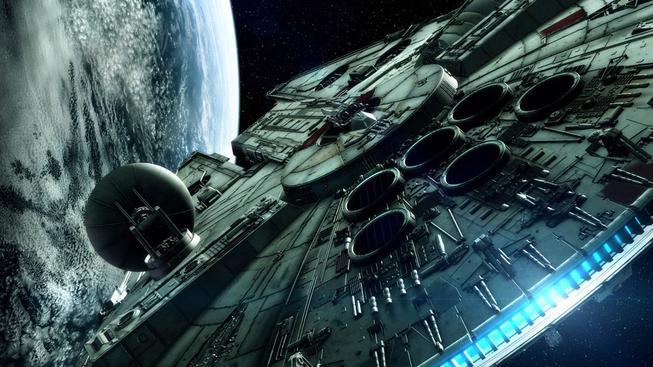 Star Wars - chystá se film s Han Solem, podívejte se na nezveřejněné záběry z Nové naděje