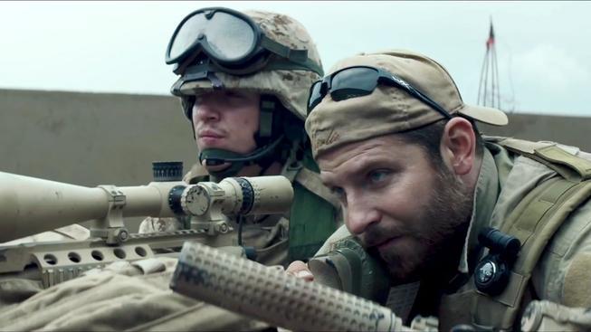 Top 5 nejlepších rolí Bradleyho Coopera, který exceluje v Americkém sniperovi