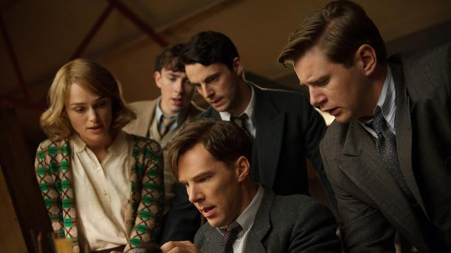 Kód Enigmy - pozoruhodný film, který čeká boj o Oscara