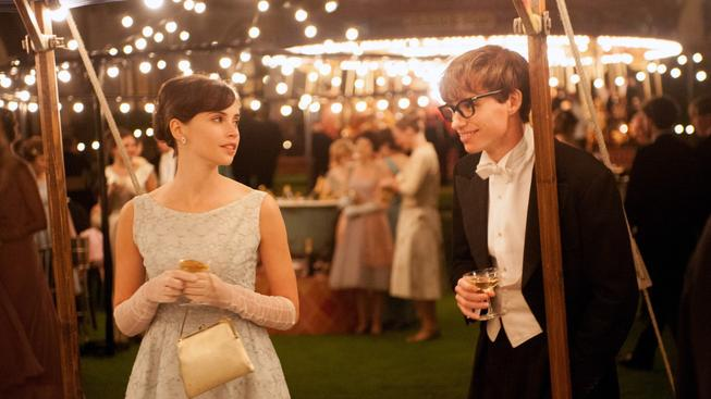 Stephen Hawking - slavný fyzik hrdinou nového filmu