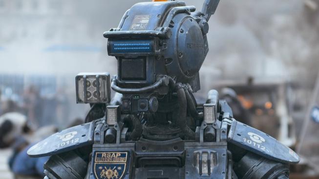 Chappie - recenze nového sci-fi Neilla Blomkapma