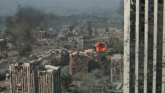 Přehlídce nejnovějších trailerů vévodí Pixels a katastrofický film San Andreas