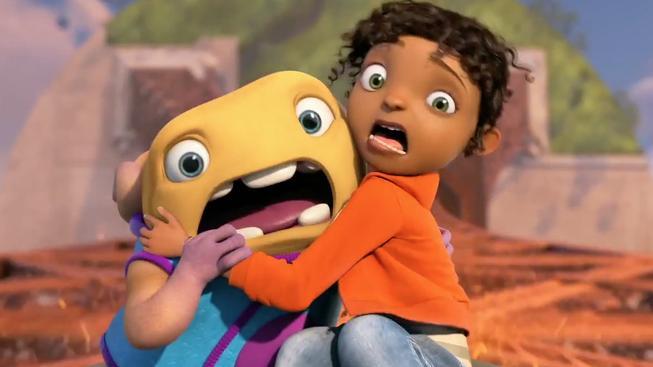 Konečně doma - recenze animované pohádky od Dreamworks