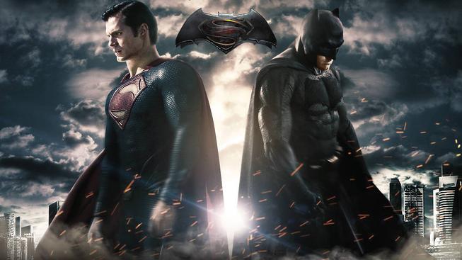 Batman v Superman - létající Batwing odhalen
