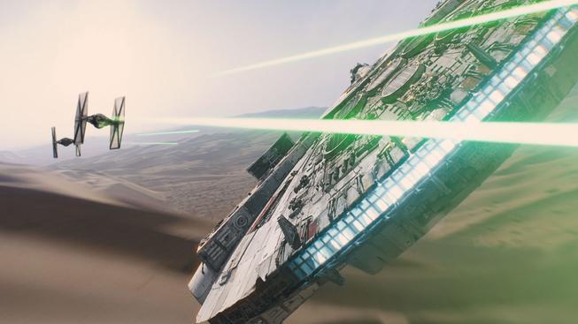 Star Wars slaví - podívejte se, co víme o Síle se probouzí