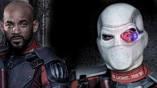 Padouch Deadshot konečně odhalil svou tvář
