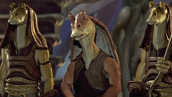 J.J. Abrams chce v sedmých Star Wars zabít Jar Jar Binkse