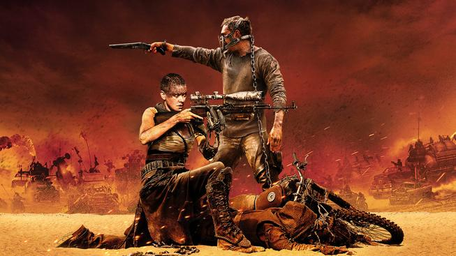 mad max fury road hardy theron