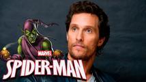 Matthew McConaughey si zahraje ve Spider-Manovi