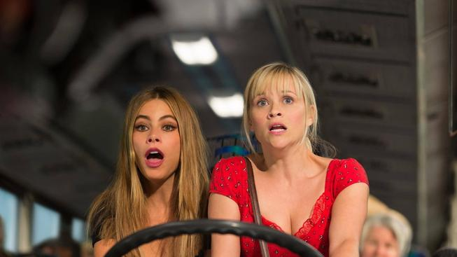 Divoká dvojka - recenze akční komedie se sympatickou Reese Witherspoon