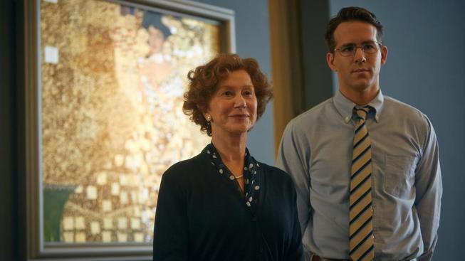 Dáma ve zlatém - recenze nového filmu s Helen Mirrenovou