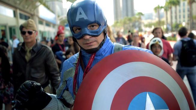 Vítězové a poražení z posledního Comic-Conu v San Diegu