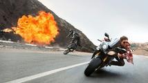 Mission Imposible: Národ grázlů - novinka za víkend nasbírala 56 miliónů dolarů