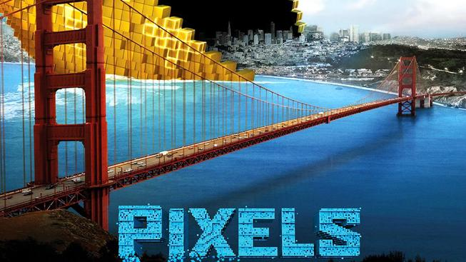 Pixely - Adam Sandler hraje v dalším bizár filmu