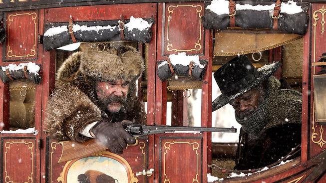 Trailer k Tarantinovu filmu The Hateful Eight je skvělý