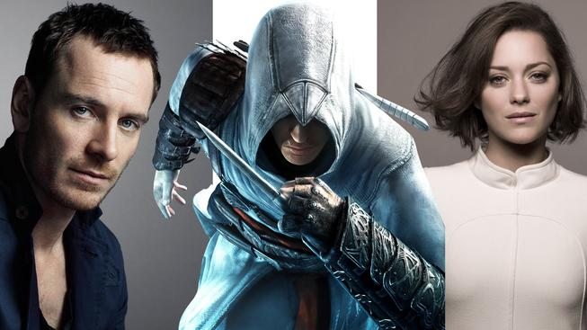 Assassin's Creed poodhalil první obrázky z filmu