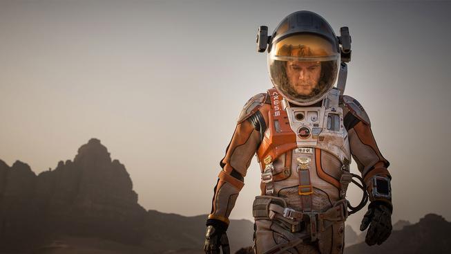 Mars ve filmu - nejslavnější trháky o rudé planetě