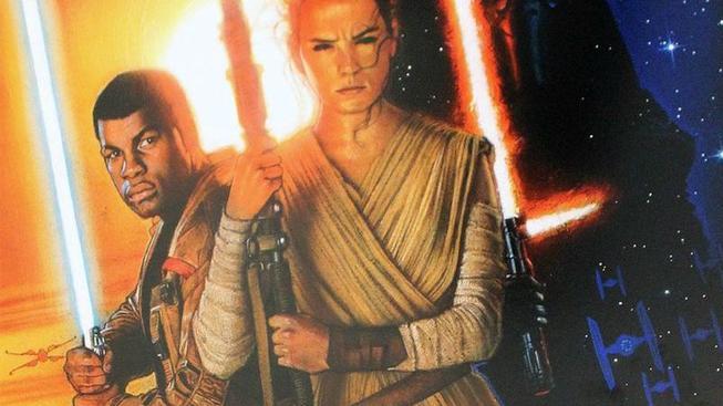 Kylo Ren versus Finn: nový teaser na Star Wars naznačuje epický souboj