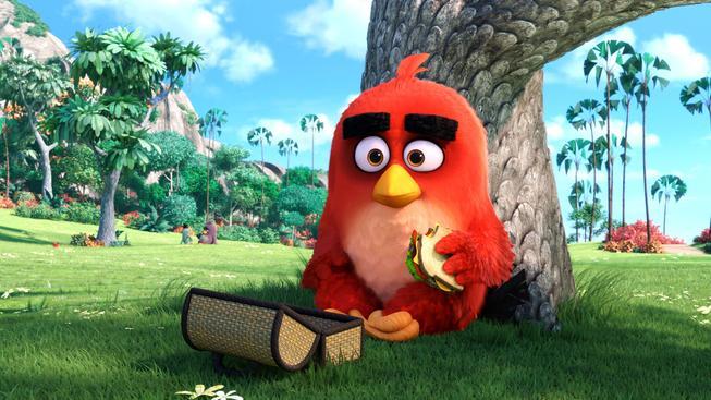 Film Angry Birds vlétne do kin v květnu příštího roku