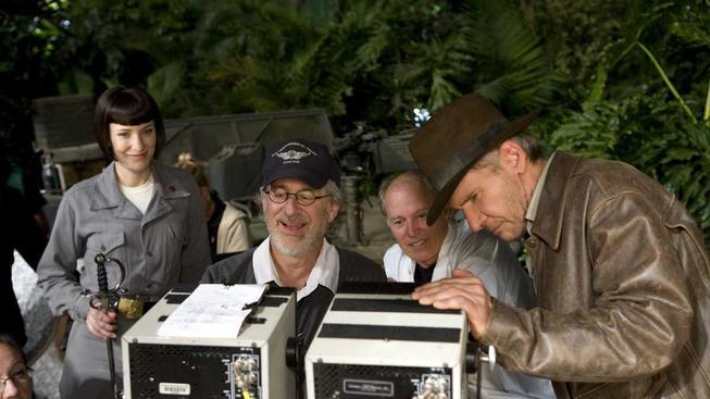 Harrison Ford chce natočit Indiana Jonese 5